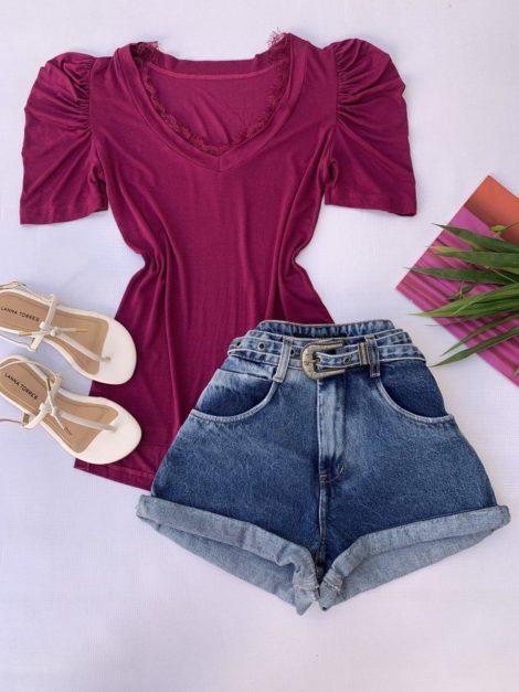 semigualmodas_com_br blusa detalhe em renda roxo