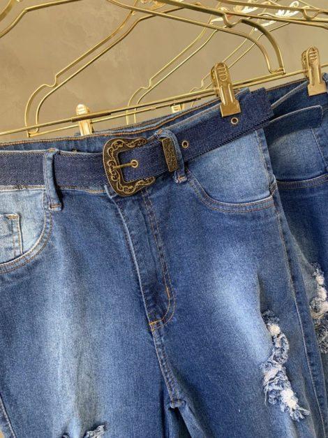 semigualmodas_com_br calca jeans flare com cinto 1