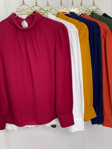 semigualmodas_com_br camisa crepe manga longa