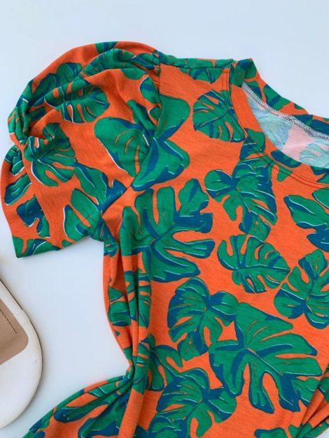semigualmodas_com_br blusa estampa folhagem laranja 1