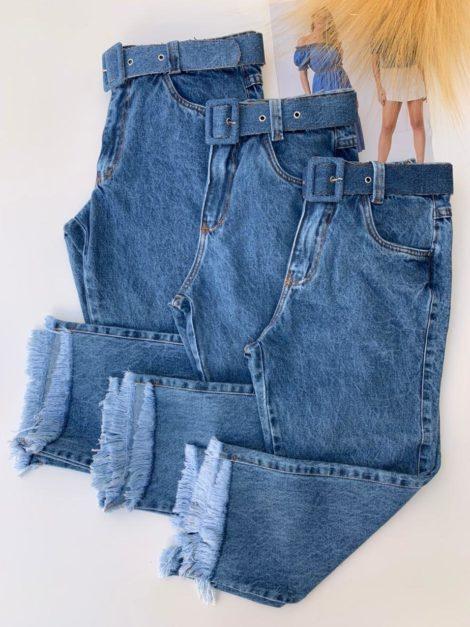 semigualmodas_com_br calca jeans capri com cinto