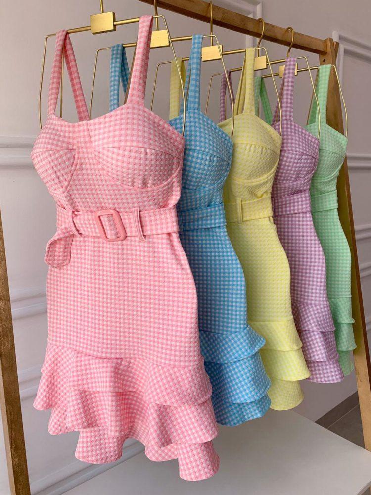 semigualmodas_com_br vestido livia com bojo e cinto