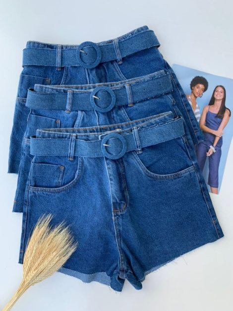 semigualmodas_com_br short jeans cinto redondo