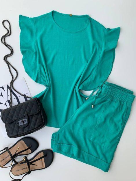 semigualmodas_com_br conjunto short e blusa viscolinho 1