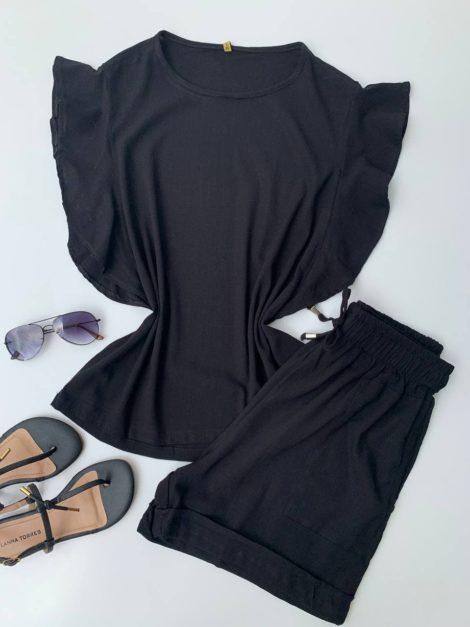 semigualmodas_com_br conjunto short e blusa viscolinho 2