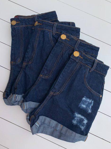 semigualmodas_com_br short jeans lavagem escura