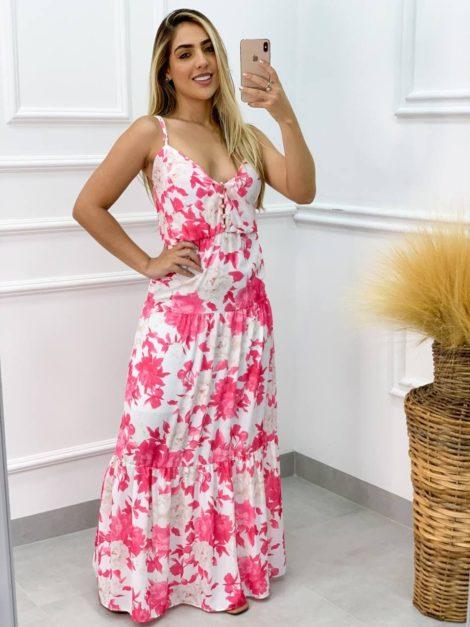 semigualmodas_com_br vestido longo rosas