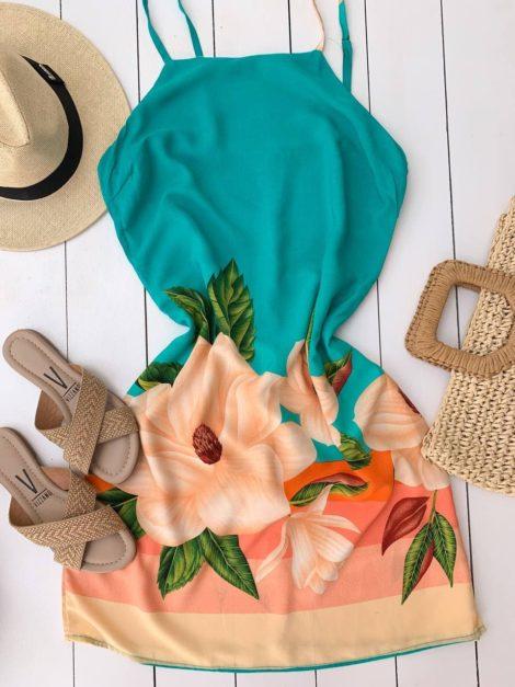 semigualmodas_com_br vestido viscose floral