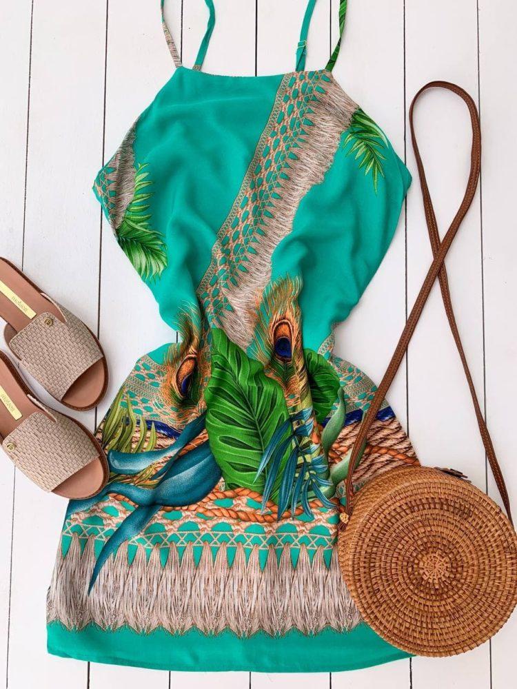 semigualmodas_com_br vestido viscose pavao laranja copia