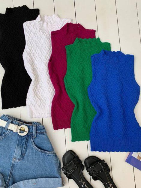 semigualmodas_com_br blusa regata tricot modal