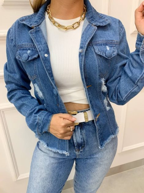 semigualmodas_com_br jaqueta jeans destroyed