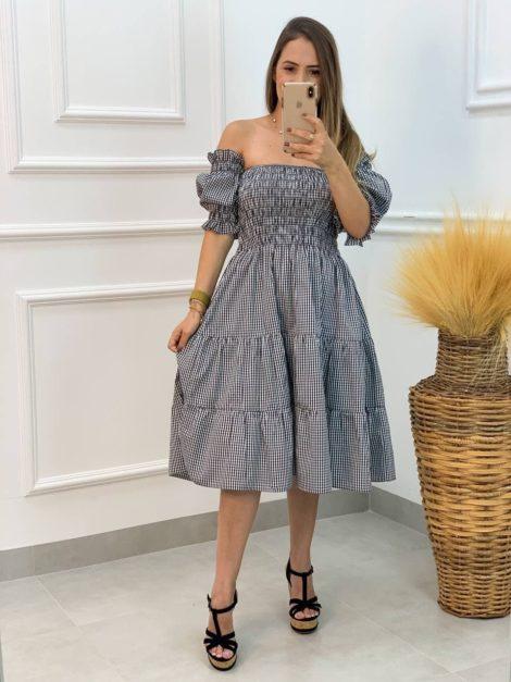 semigualmodas_com_br vestido lastex listrado azul bebe copia 2