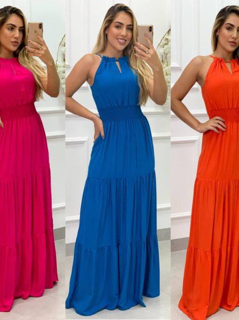 semigualmodas_com_br vestido longo fashion com bojo