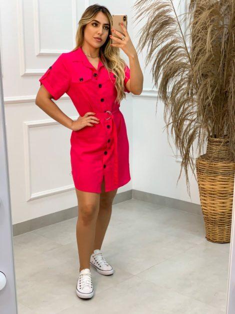 semigualmodas_com_br vestido chemise viscolinho