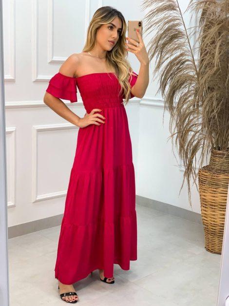 semigualmodas_com_br vestido longo lastex