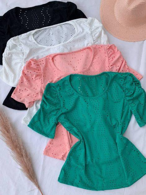 semigualmodas_com_br blusa em malha laise