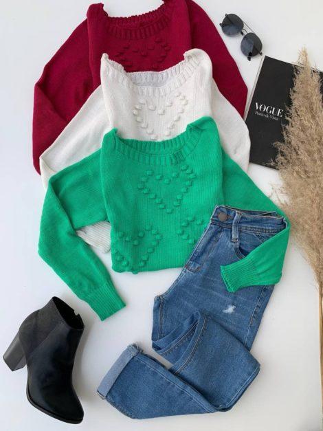 semigualmodas_com_br blusa tricot coracao
