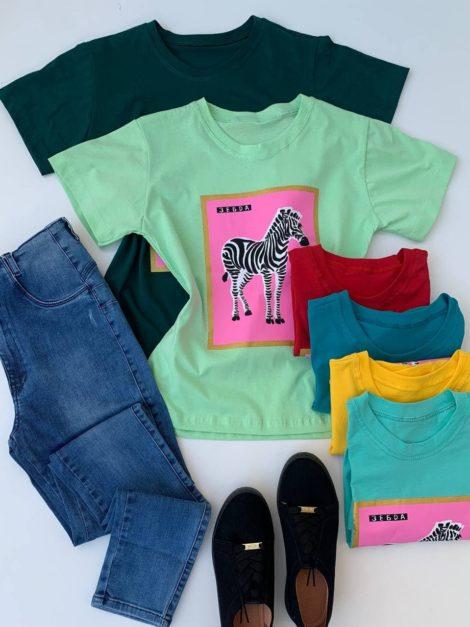 semigualmodas_com_br t shirt zebra