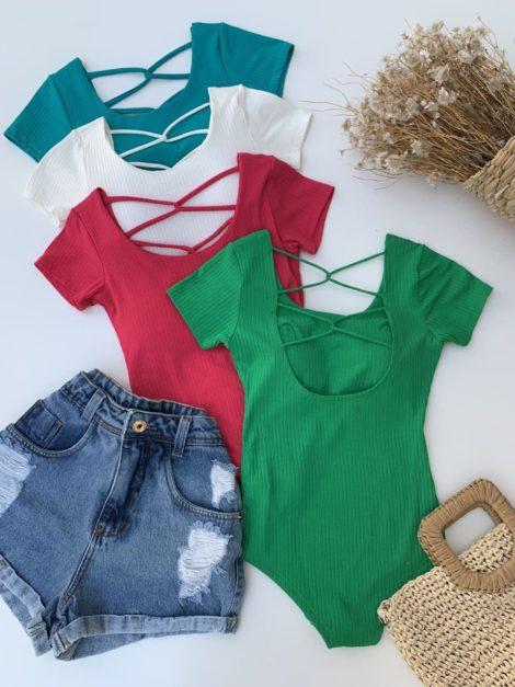 semigualmodas_com_br body canelado fashion manguinha
