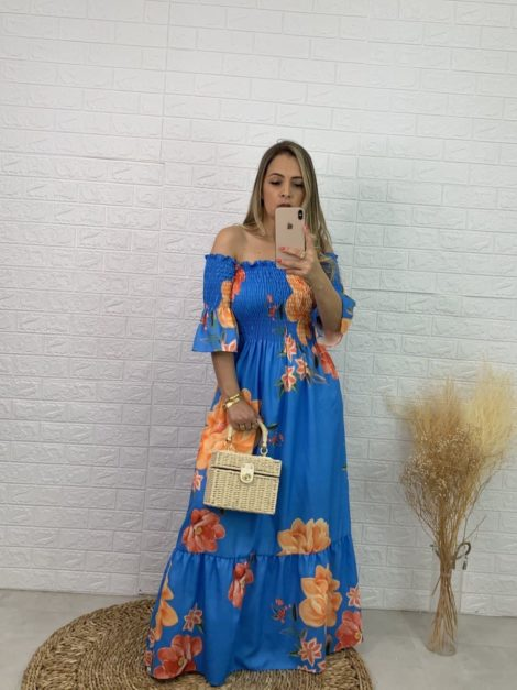 semigualmodas_com_br vestido longo roseira 1