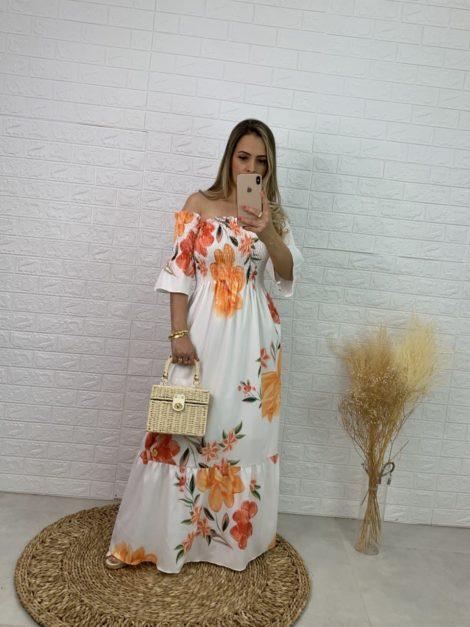 semigualmodas_com_br vestido longo roseira