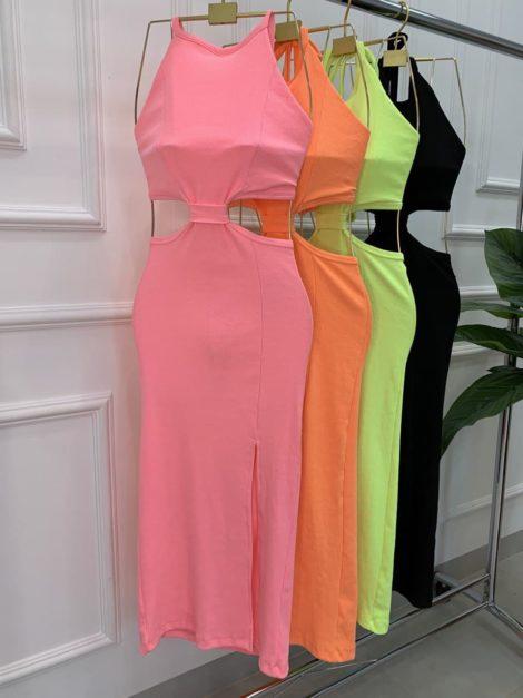 semigualmodas_com_br vestido canelado